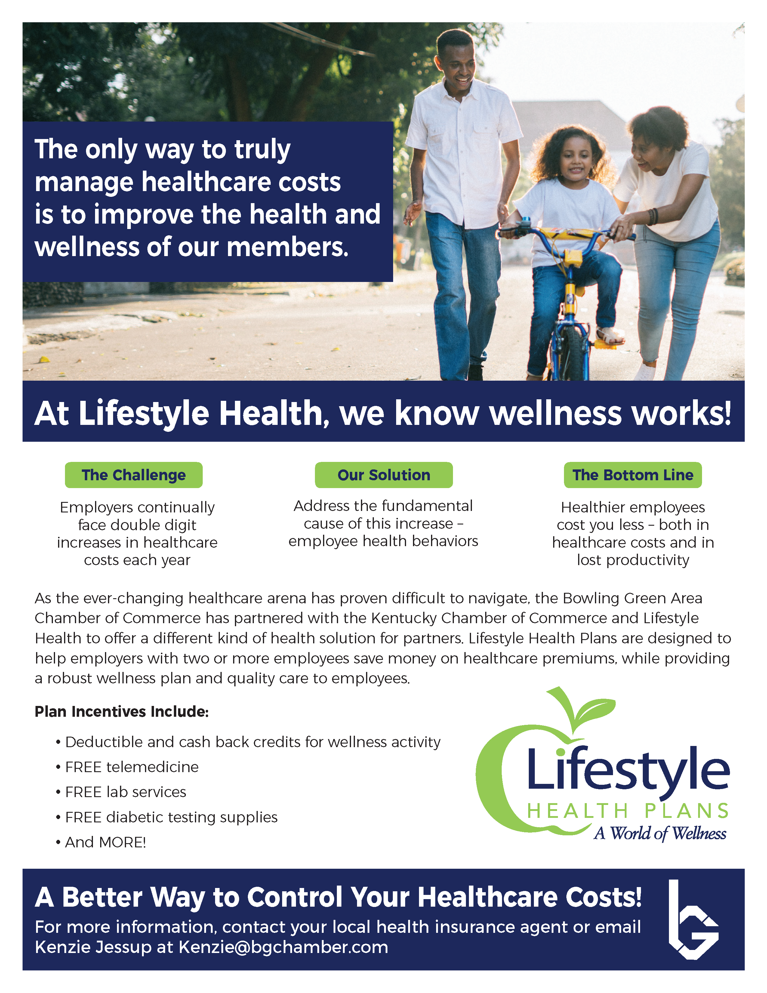 Bowling Green Area Chamber of Commerce - Health Care Plans